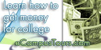 learn how to get money for college on eCampusTours.com