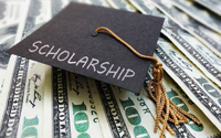 steps for getting a college scholarship