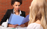 preparing for your college interview