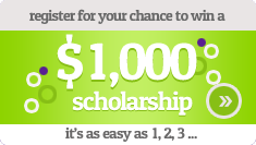 Scholarship GiveAway